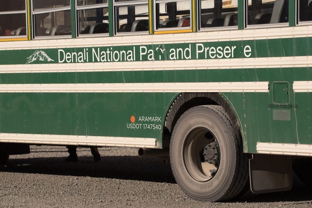 On embarque dans le bus