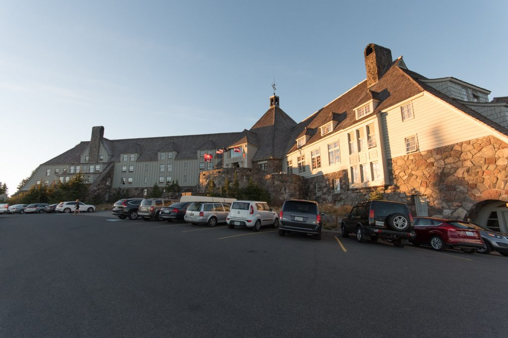 Le Timberline Lodge