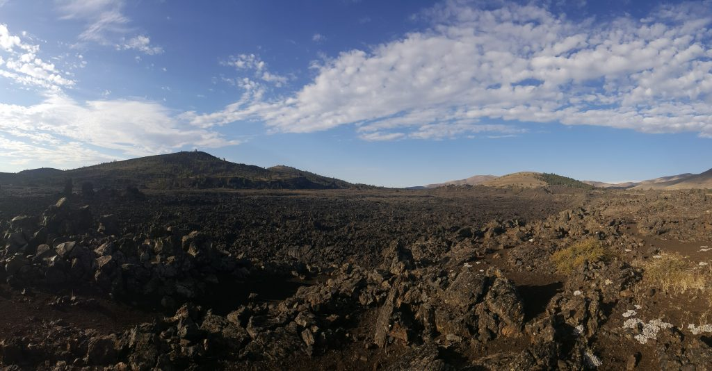 Crater of the moon national monument and preserve
