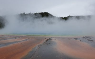 WYOMING – Yellowstone, here we are!