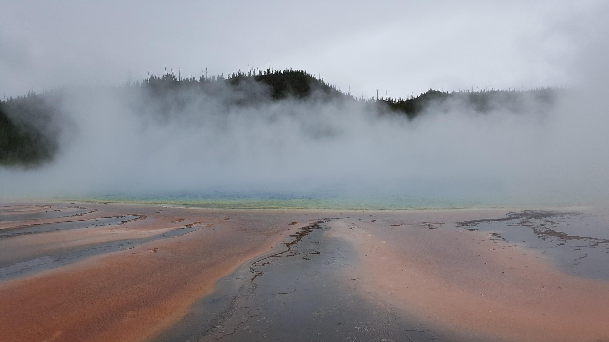 WYOMING – Yellowstone, here we are!