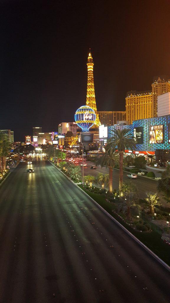 Vegas ou Paris