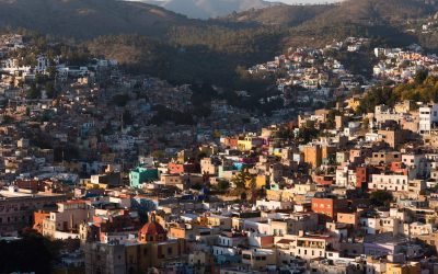MEXICO – GUANAJUATO – Tikal fell in love with the city of Guanajuato
