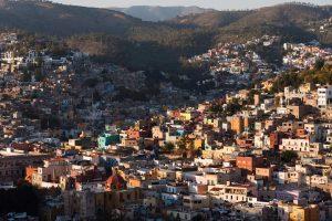 MEXIQUE – GUANAJUATO – Tikal tombe amoureux de la ville de Guanajuato