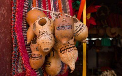 MEXICO – GUANAJUATO – The colours of San Miguel de Allende