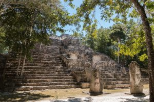 MEXIQUE – CAMPECHE – Into the wild à Calakmul