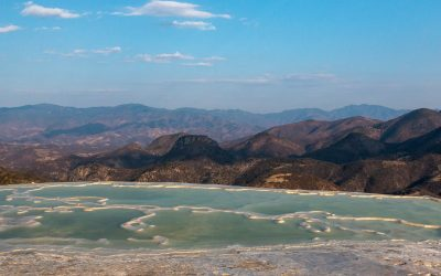 MEXICO – OAXACA – A break in Oaxaca, discovering the surroundings