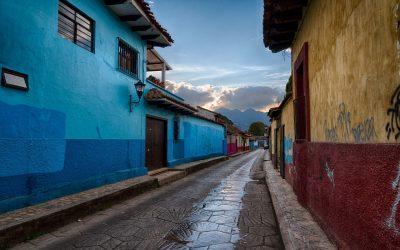 MEXICO – CHIAPAS – Tikal moves inside Chiapas