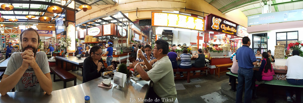 quotidien restaurant comedor oaxaca mexico mexique market mercado marché
