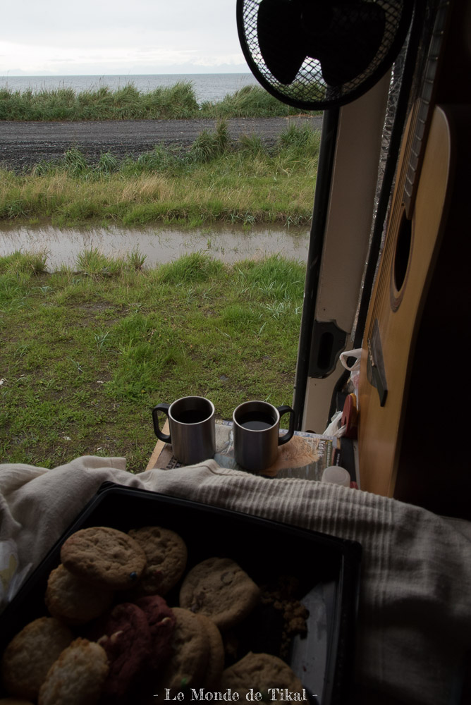 café matin coffee morning alaska usa quotidien