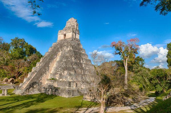 GUATEMALA – When Tikal met Tikal