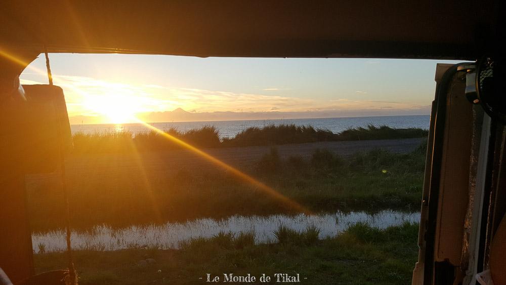 Alaska, USA quotidien fenetre window