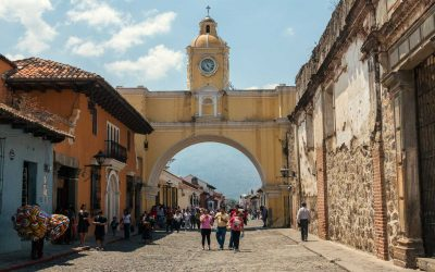 GUATEMALA – Une balade dans les rues d'Antigua