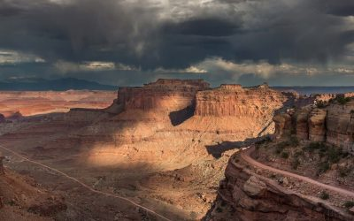UTAH – Canyonlands, le plus beau parc national des Etats-Unis ?