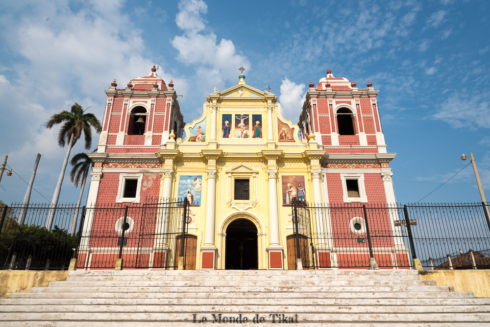 nicaragua leon eglise church