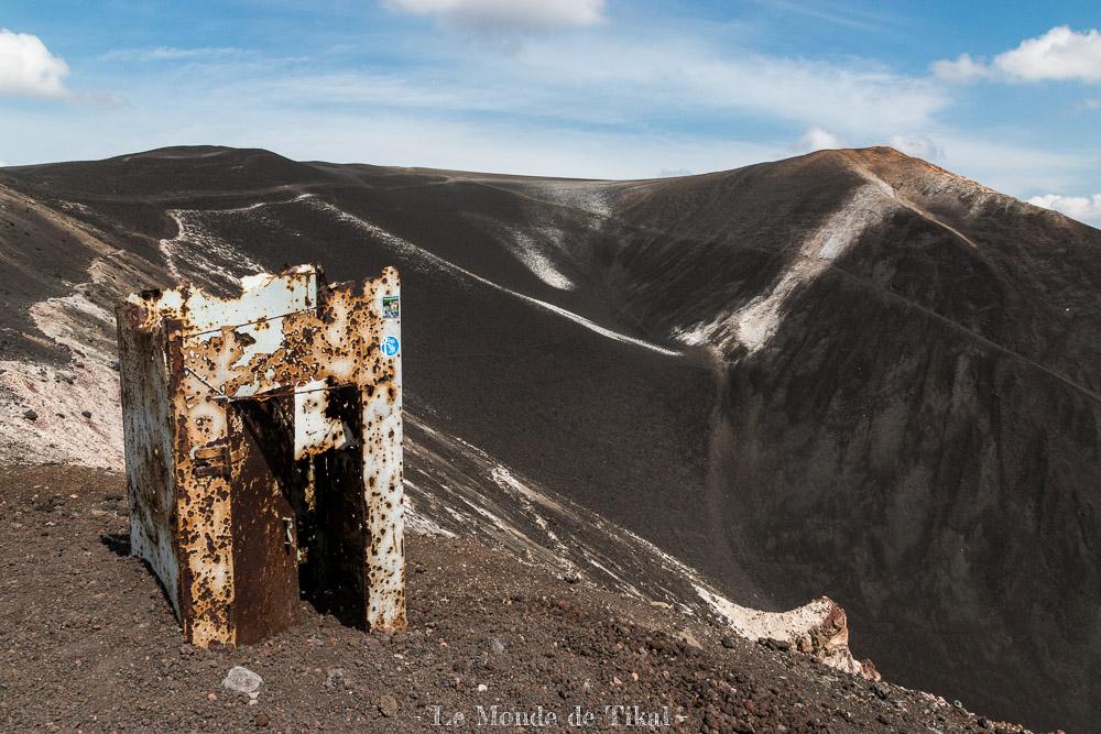 nicaragua cerro negro volcan volano ashes cendres