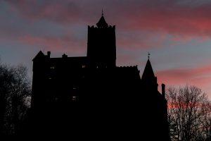 ROMANIA –  Bran Castle and the myth of Dracula