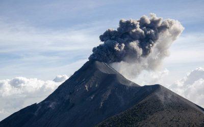 GUATEMALA – Acatenango – randonner à la rencontre du volcan Fuego