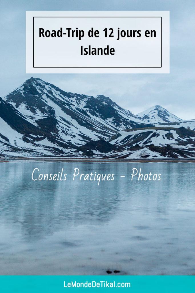 Road-Trip de 12 jours en Islande