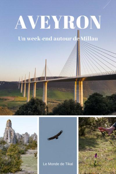 Un week-end autour de Millau