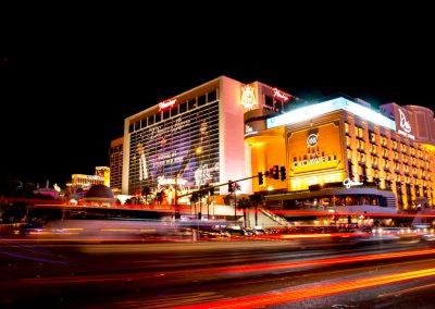 Jeu de lumière - Las Vegas