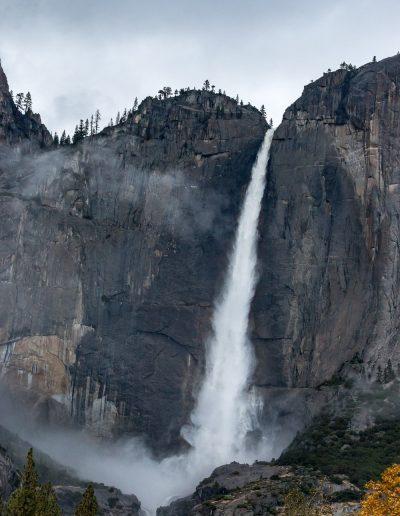 Le ciel coulant - Yosemite
