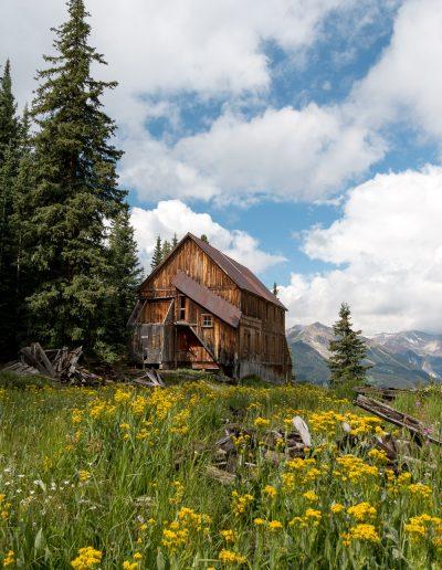 Maison abandonnée - Colorado
