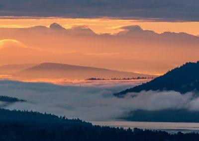 Petit matin - Vancouver