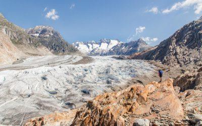 SUISSE – Randonner dans le Valais