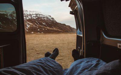 ISLANDE : Découvrir l'Islande en van aménagé