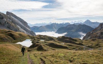 FRANCE – Haute-Savoie : Randonnée au Lac de Peyre à partir du col de la Colombière