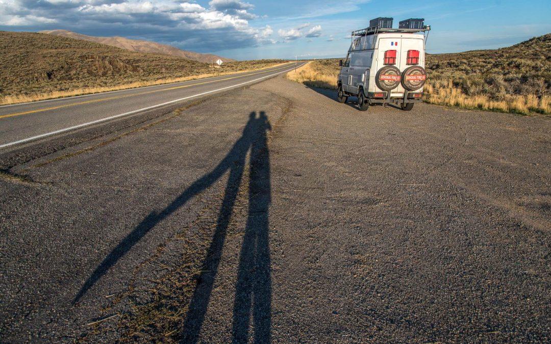 Voyager en van : avantages et inconvénients de la vie sur la route