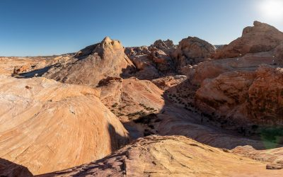 Valley of Fire State Park : la nature à côté de Las Vegas
