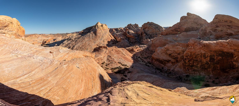 Valley of Fire State Park : la nature à côté de Las Vegas