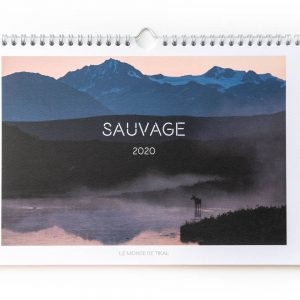 calendrier sauvage 2020 photos animaux